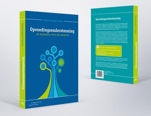 IndionDesign boekomslag Opvoedingsondersteuning