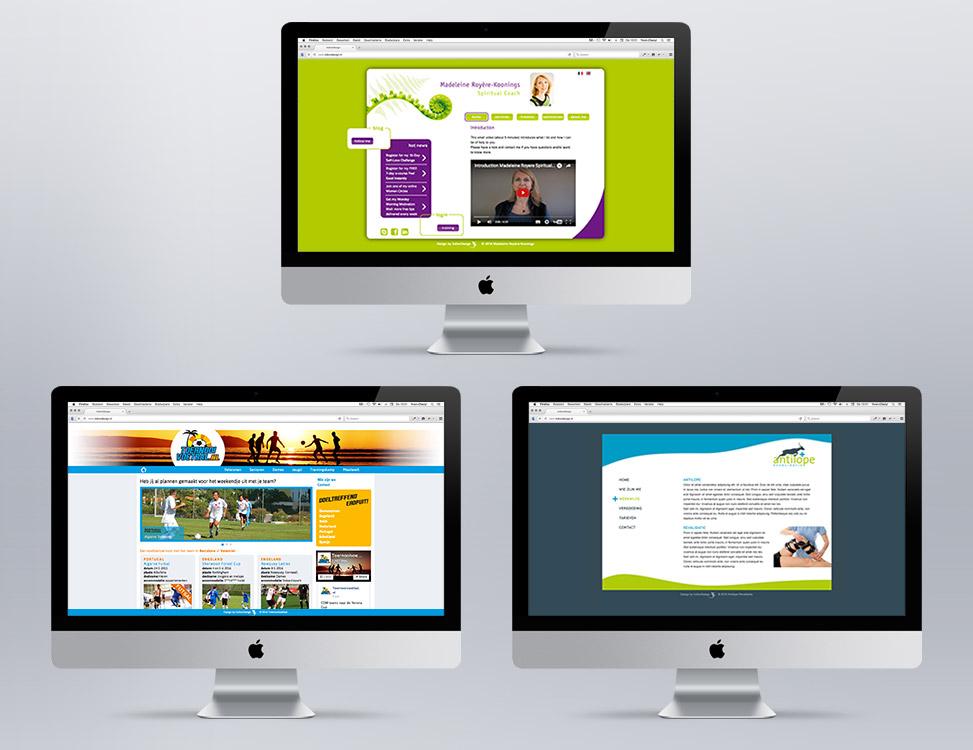 IndionDesign Websites